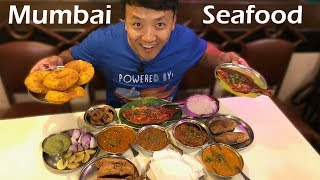 connectYoutube - Street Food & Insane SEAFOOD in Mumbai India