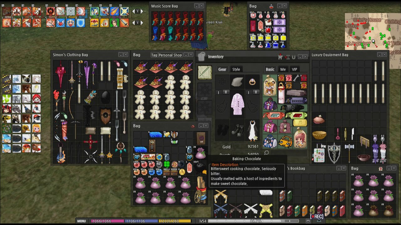 inventory layout youtube