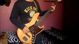 I am NEETA - Tuhan tolong aku bass cover + Lyrics
