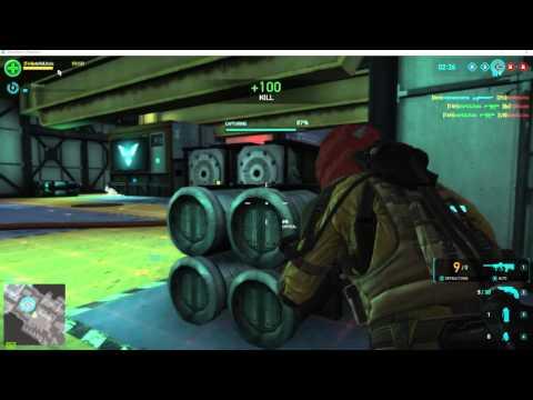 Ghost Recon Phantoms - 100 kills on TOMSK