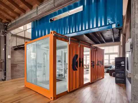 Shipping Container Home Loft Ideas Container Houses Youtube