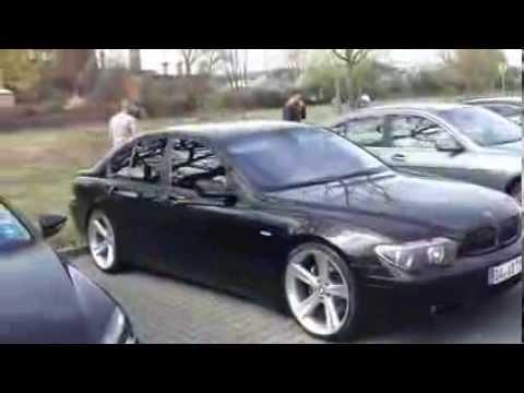 BMW 745i E65  YouTube