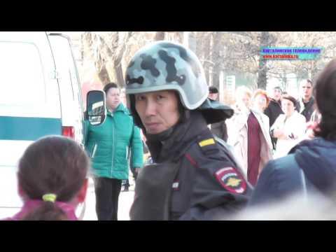 В Карталах эвакуировали посетителей и персонал поликлиники
