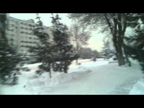 Tashkent Snow 2012
