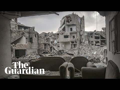 On the ground in Idlib: 'This is the last call to people with humanity to help'