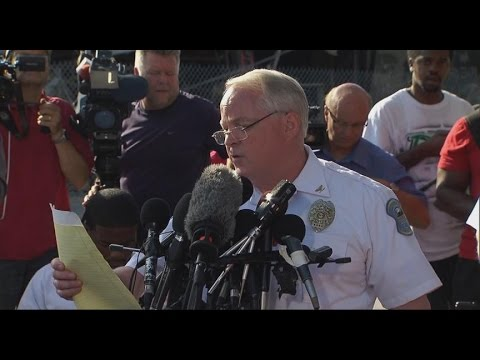 Ferguson Police Chief Releases Name of Officer Who Shot Teen