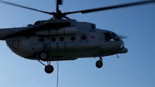 Bursa Mudanya'da Büyük Yangın Son Dakika - Helikopter Su Taşıyor Şok Görüntüler !!