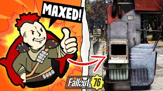 Here's Why Getting Max Raider Reputation is Worth the Grind in Fallout 76 Wastelanders