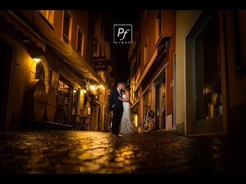 Malcesine Castle Wedding Lake Garda Italy Overseas Wedding Photographer