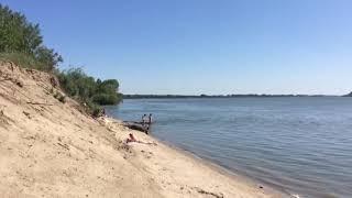 Новосибирск, Звездная. Река Обь!
