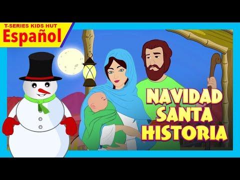 navidad-santa-historia---cuento-de-navidad-  -historia-de-nacimiento-de-jesús-para-niños