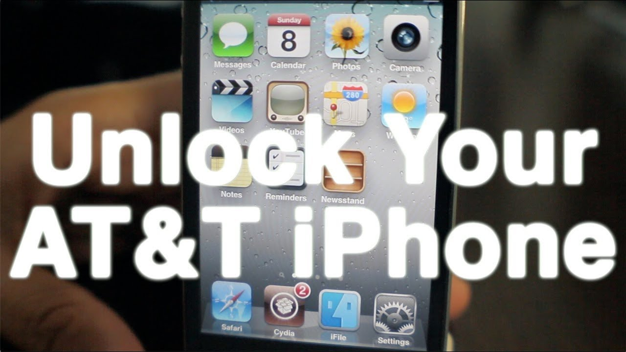 unlocking at t iphone how to unlock your at amp t iphone 13193