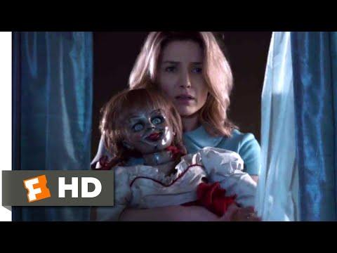 Annabelle (2014) - My Sacrifice Scene (10/10) | Movieclips