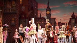"American Ballet Theatre ""Whipped cream"" – Heeseo/Copeland/Cirio/Stearns,  06/28/2017 New york"