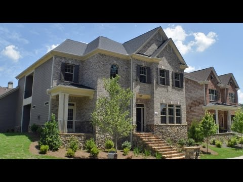 Central Garden by Patrick Malloy Communities in Smyrna / Vinings, Cobb County, Atlanta New Homes