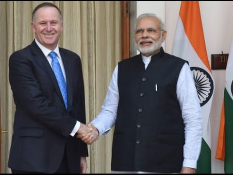 New Zealand backs India's UNSC, NSG bids