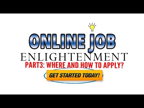 ONLINE JOB ENLIGHTENMENT | PART 3: SAAN AT PAANO MAG-APPLY