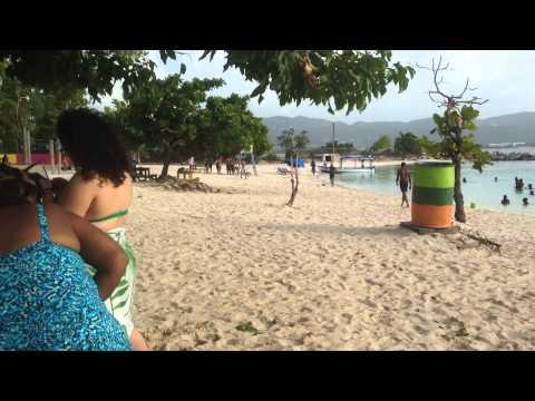 Aquasol beach 2 - Mobay Jamaica 2014