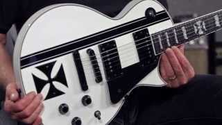 Product Spotlight - ESP Ltd  James Hetfield Signature Iron Cross Electric Guitar