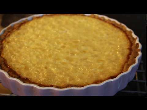 Pineapple pie | Moa's Bakery