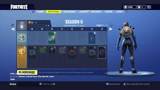 Season 5 Battle Pass Review | Fortnite
