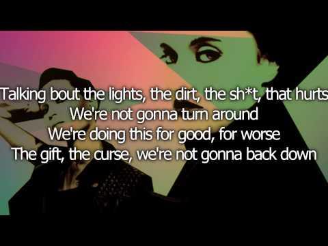 Icona Pop - girlfriend [lyrics]