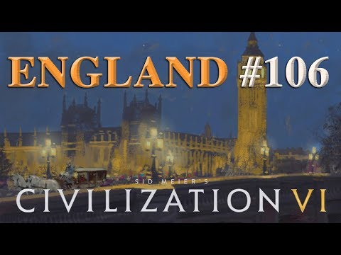 Let's Play Civilization 6 – England #106: Verhandlungen (Community-LP)