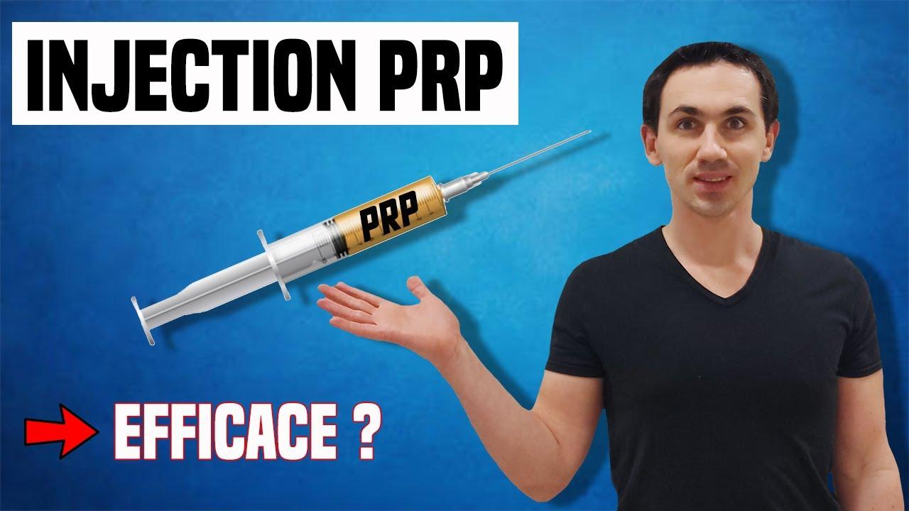 Download INJECTION DE PRP (Plasma Riche en Plaquettes) POUR SOIGNER L'ARTHROSE, BLESSURES ET TENDINITES