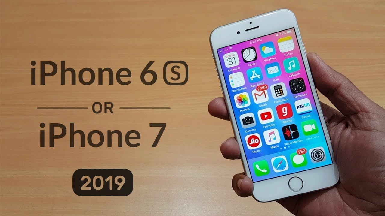 iPhone 6S vs iPhone 7 – Which is better? Which one should ...
