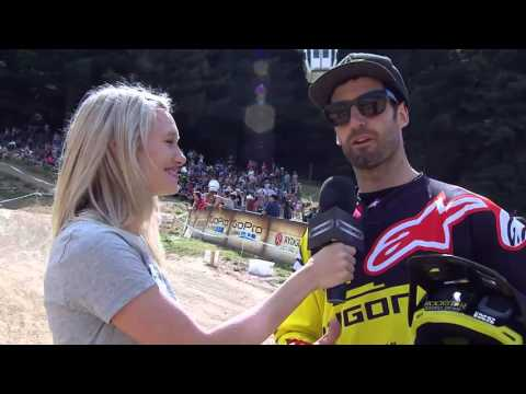Live Broadcast - Rotorua 2016 - DH