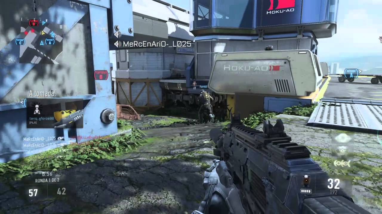 call of duty aw bal 27 gameplay youtube. Black Bedroom Furniture Sets. Home Design Ideas