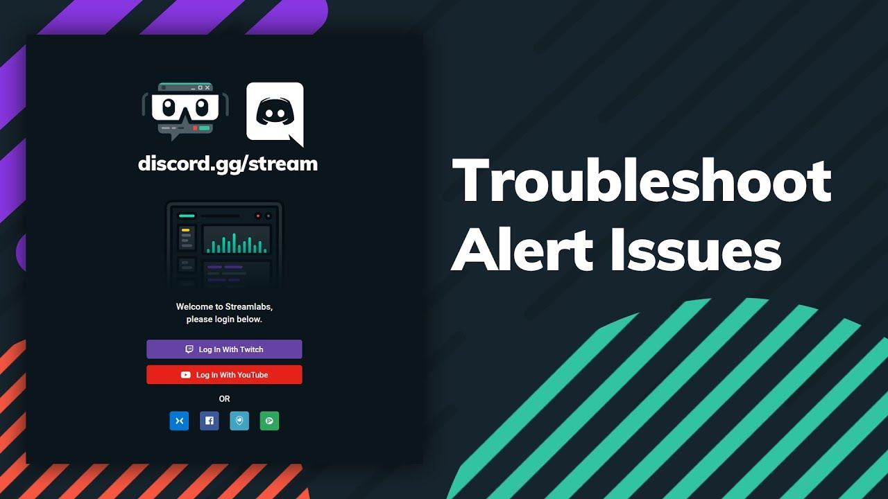 Troubleshooting Alert Issues Using Streamlabs | Streamlabs Alerts Not  Working
