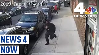 Chilling Video Shows NYC Gang Members Chasing Down, Killing 21-Year-Old | News 4 Now