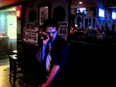 American Idol Contestant Jimmy Kennedy Does Karaoke @ DUFFER'S MILL!(Strange Days)