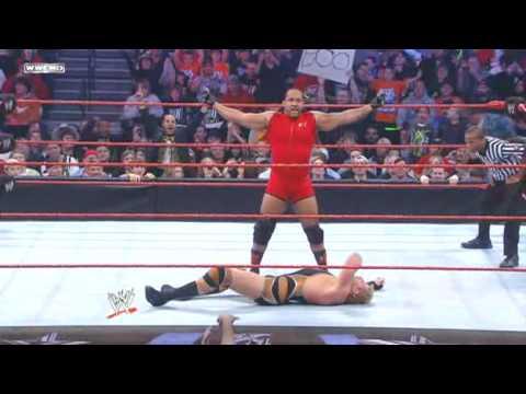WWE Superstars 12/10/09 Part 4 HD