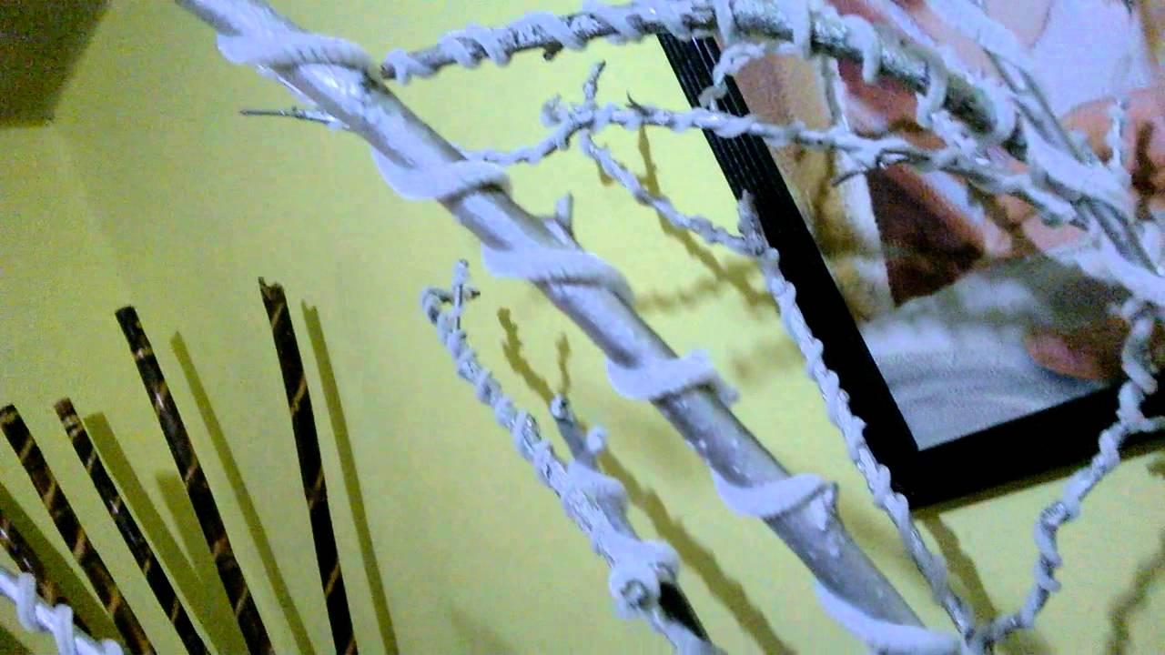 Rbol de navidad con ramas secas marco yazz primera parte - Ramas de arboles ...
