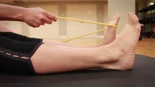 2 Simple Stretches for Plantar Fasciitis