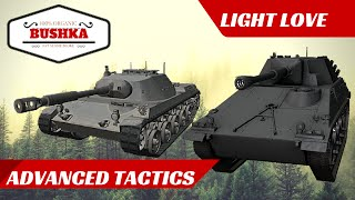 """World of Tanks Blitz  """"How to Drive lights!"""" - an Advanced Tactical Guide to light tanks"""
