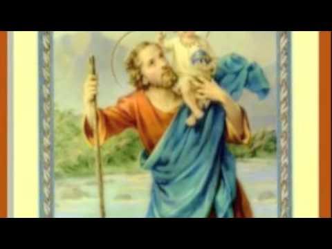 St. christopher - YouTube