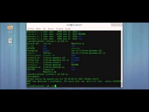 GNU/Linux (CentOS 7) - ¿Instalando Liferea?