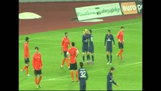FC Dinamo Tbilisi 5:3 FC Dinamo Batumi 11.11.12