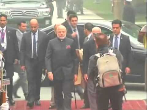 Indian Prime Minister Modi arrives in Kabul to strengthen ties, offer military aid