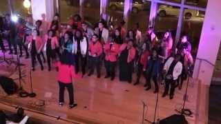 "Berklee RGC Hezekiah Walker Tribute ""Wonderful Is Your Name"""