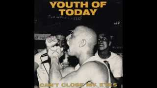 Watch Youth Of Today Cant Close My Eyes video