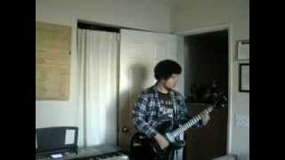 Elton john western ford gateway guitar cover by brandon larratt(by ear)