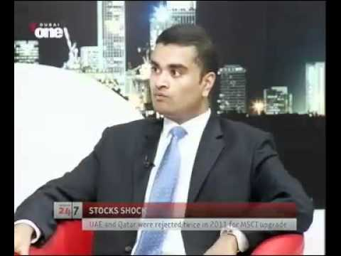 Interview with David Varghese Fund Manager Emirates NBD Asset Management on Emirates 247 8 1 2012