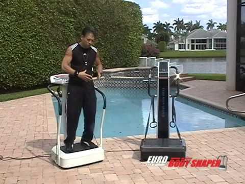 e9a2ba75f5 Euro Body Shaper Exercises - YouTube
