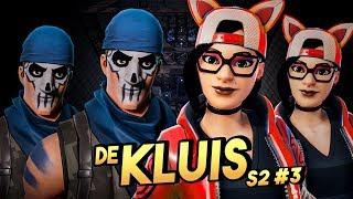 FORTNITE DE KLUIS S2 #3! - Fortnite Creative met Link (Nederlands)