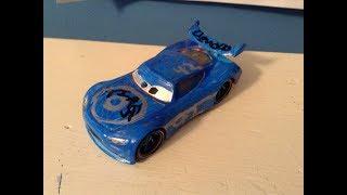 Disney Cars New Dinoco Custom Review