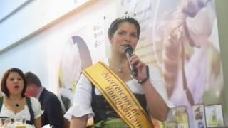 Выставка производителей Австрии.  Выступление Королевы пчеловодов(Выставка производителей Австрии. Выступление Королевы пчеловодов., 2016-11-11T18:38:22.000Z)